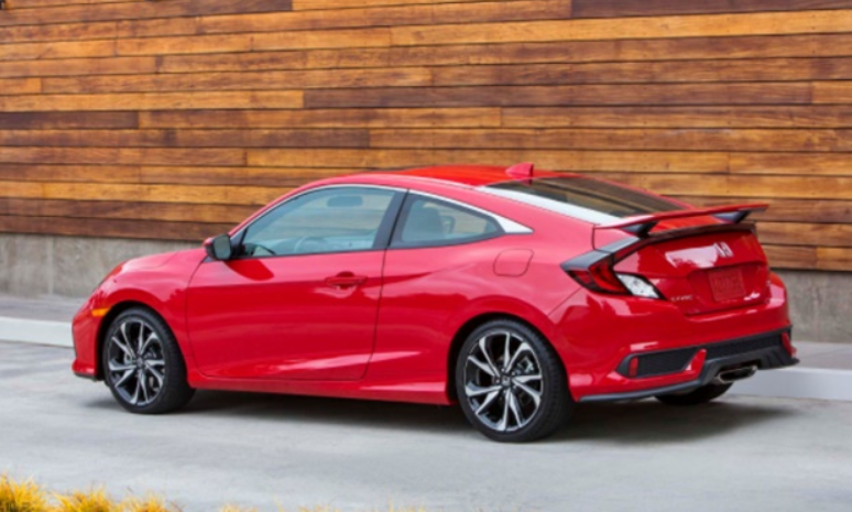 Civic coupe 2020