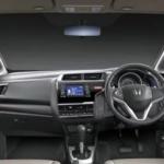 2020 Honda BR-V Interior