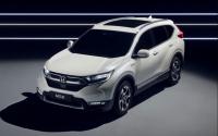 2020 Honda CRV Exterior