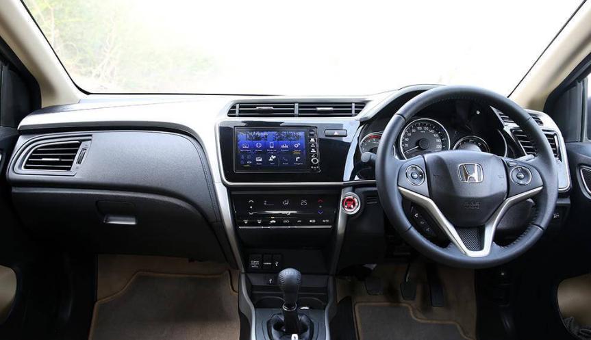 2020 Honda City Interior Honda Engine Info