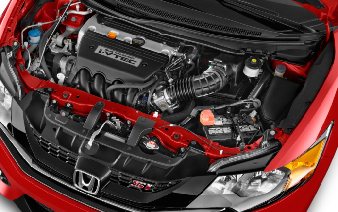 2020 Honda Civic SI Engine