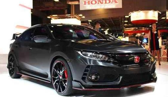 2020 Honda Civic Type R Exterior