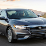 2020 Honda Insight Exterior