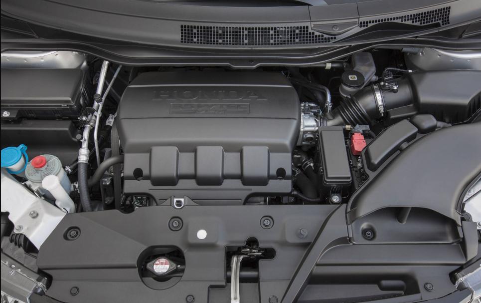 2020 Honda Odyssey Engine