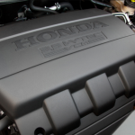 2020 Honda Pilot Engine