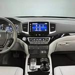 2020 Honda Prelude Interior