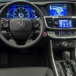 2020 Honda Spirior Interior