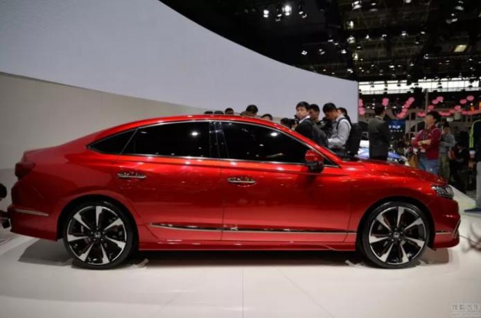 2020 Honda Spirior Exterior