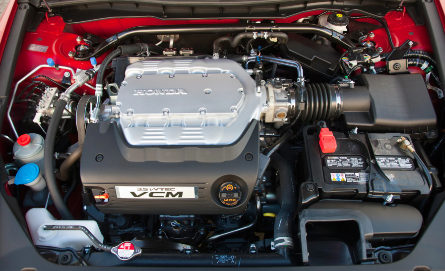 2019 Honda Accord Coupe Engine Performance