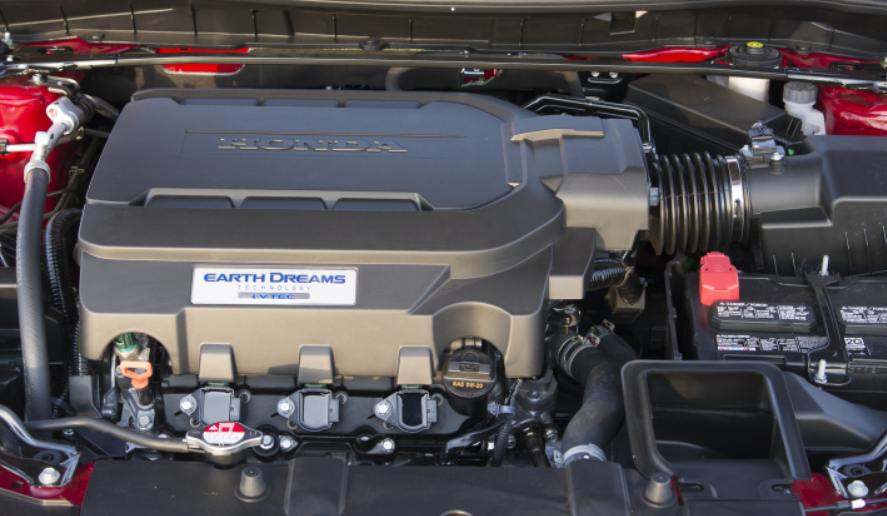 2019 Honda Accord Coupe Engine
