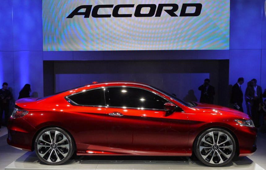 2019 Honda Accord Coupe Price
