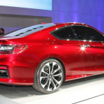 2019 Honda Accord Coupe Exterior Changes
