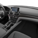 2019 Honda Accord Coupe Interior