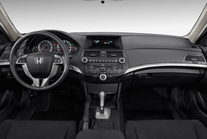2019 Honda Accord Coupe Interior Changes