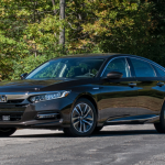 2019 Honda Accord Hybrid Exterior Changes