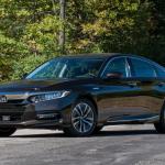 2019 Honda Accord Hybrid Exterior Changes