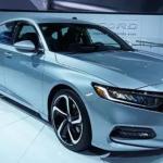 2019 Honda Accord Hybrid Concept