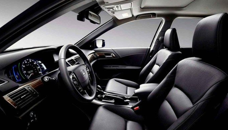 2019 Honda Accord Hybrid Interior Changes
