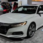 2019 Honda Accord Sedan Exterior