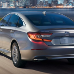 2019 Honda Accord Sedan Exterior