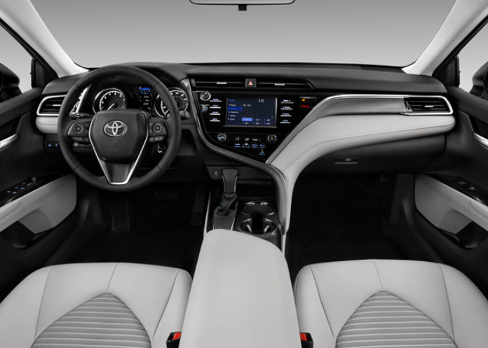 2019 Honda Accord Sedan Interior