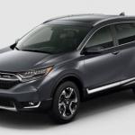 2019 Honda CRV Exterior