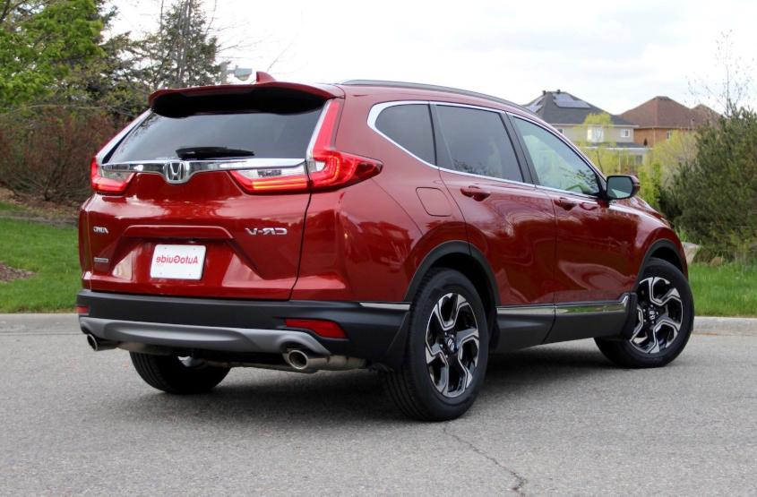2020 Honda Crv Hybrid Canada Rumors Release Date Honda Engine Info