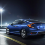 2019 Honda Civic Coupe Exterior