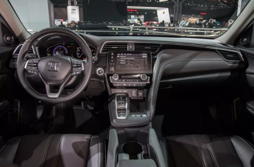 2019 Honda Civic Coupe Interior