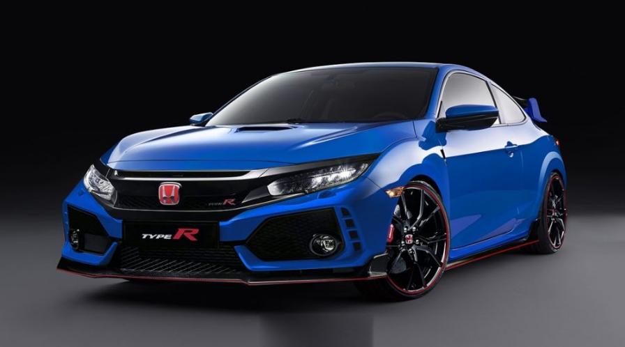 2019 Honda Civic Type R Exterior