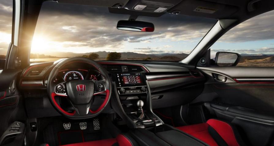 2019 Honda Civic Type R Interior