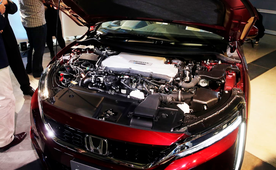 2019 Honda Clarity Engine