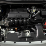 2019 Honda Fit Engine