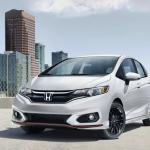 2019 Honda Fit Exterior