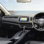 2019 Honda HRV Engine Interior