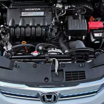 2019 Honda Insight Engine