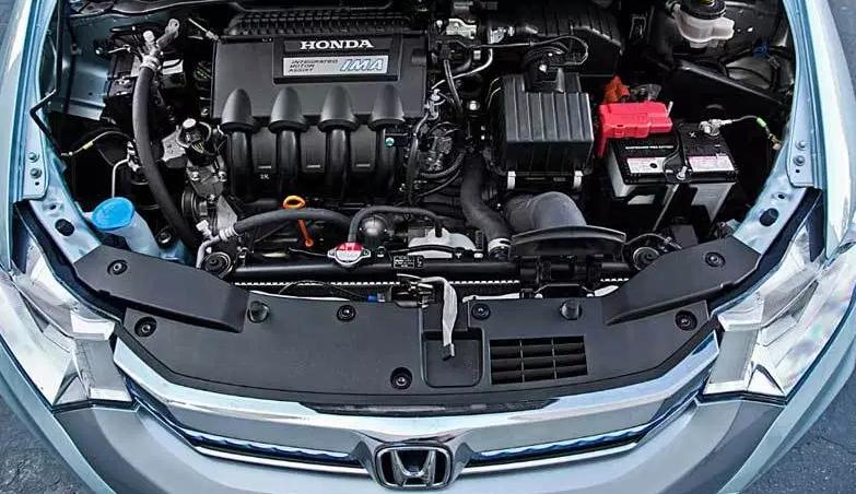 2019 Honda Insight Engine