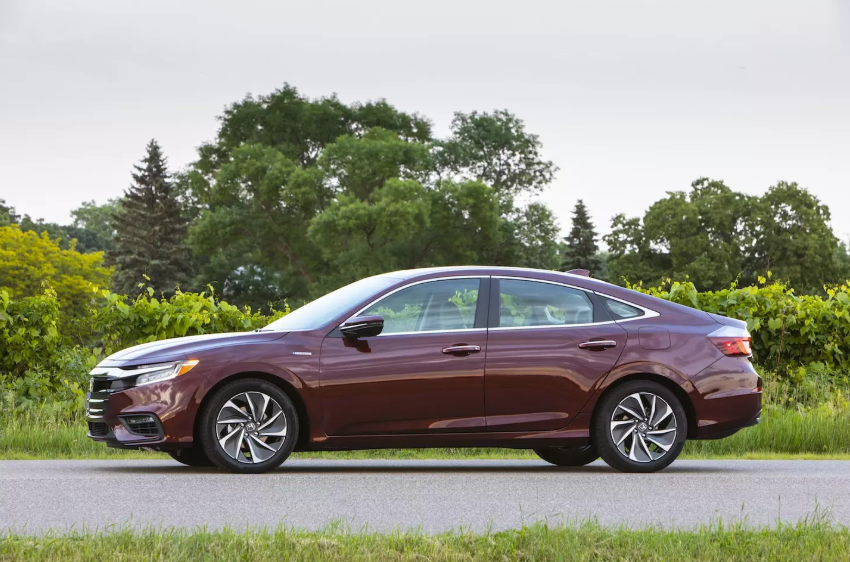 2019 Honda Insight Exterior