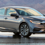 2019 Honda Insight Exterior Changes
