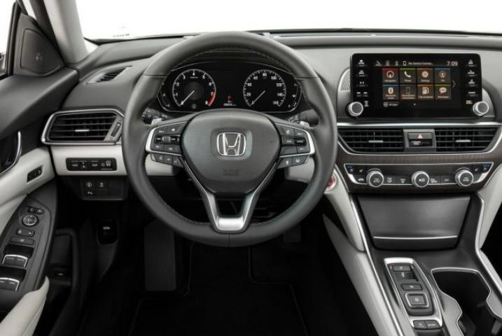 2019 Honda Insight Interior