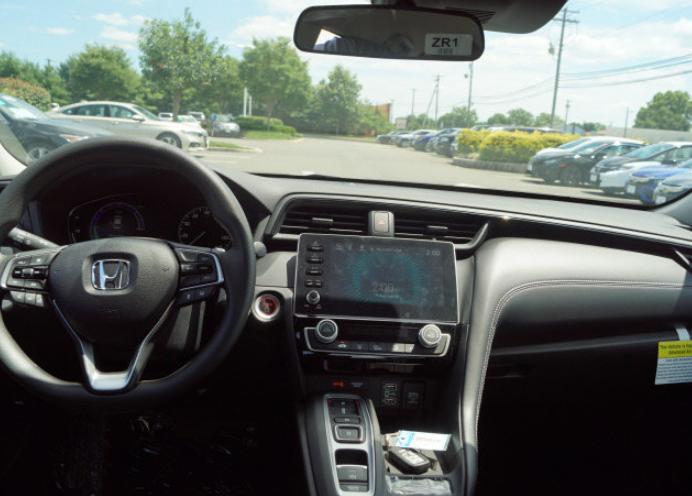 2019 Honda Insight Interior Design