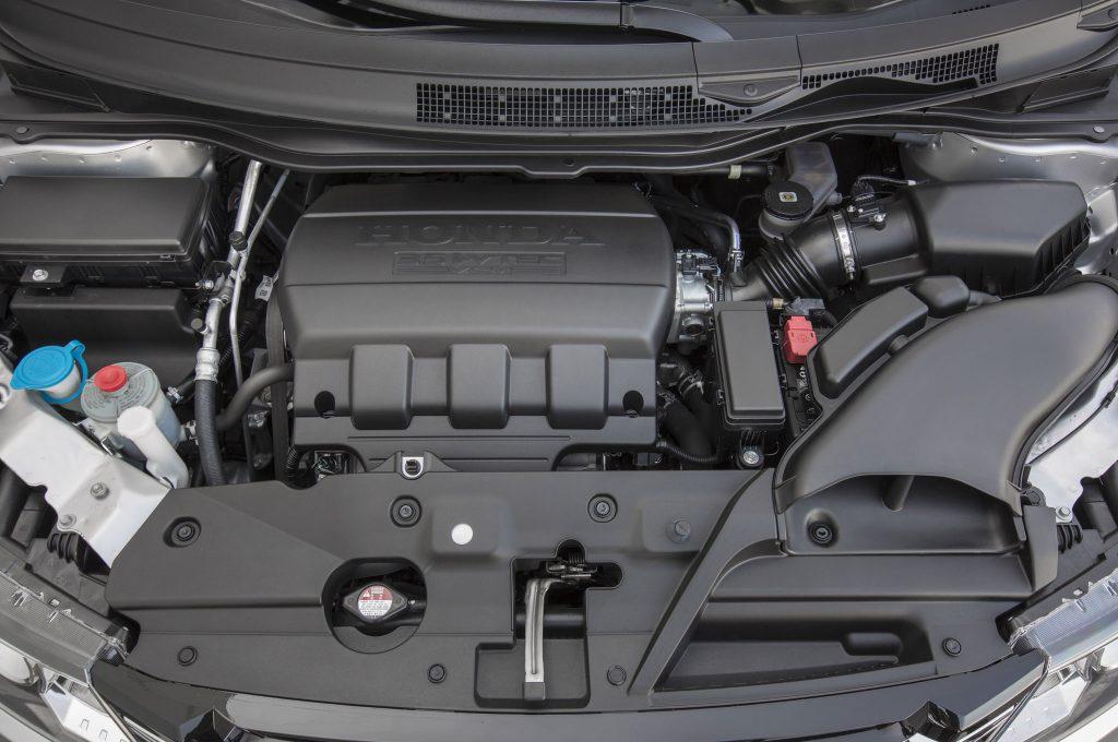 2019 Honda Odyssey Engine