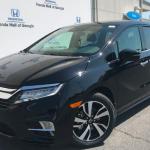 2019 Honda Odyssey Changes