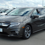 2019 Honda Odyssey Design