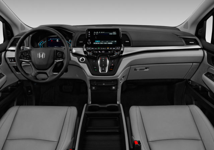 2019 Honda Odyssey Interior Changes