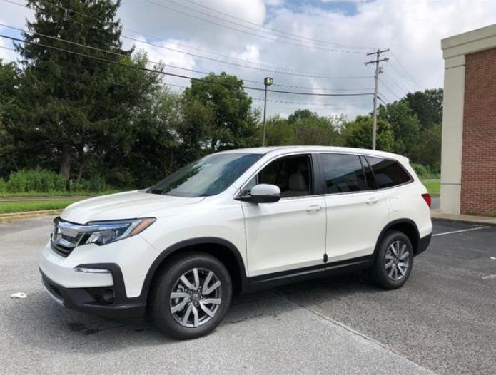 2019 Honda Pilot Release Date