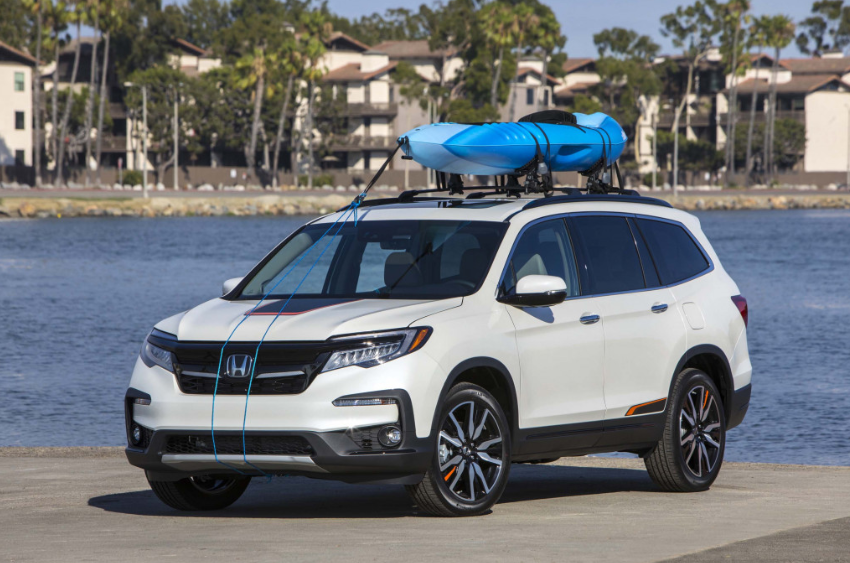 2019 Honda Pilot Changes
