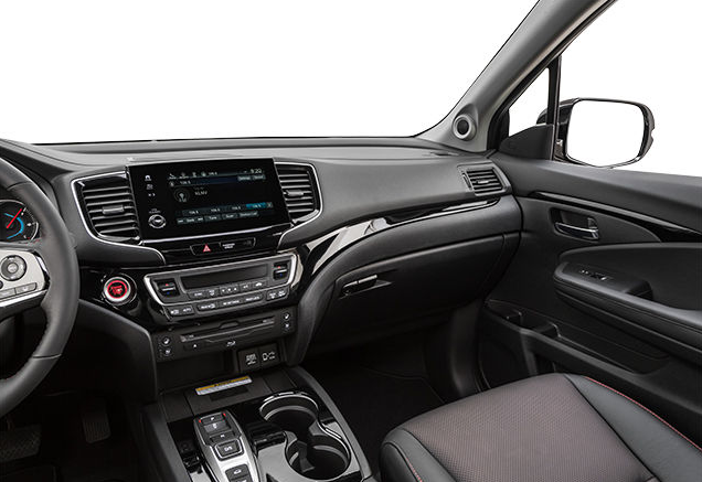 2019 Honda Pilot Interior Design