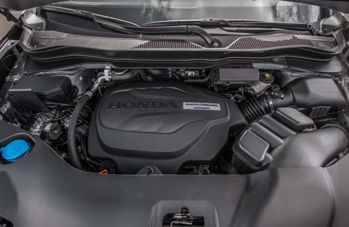 2019 Honda Ridgeline Engine
