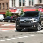 2019 Honda Ridgeline Redesign